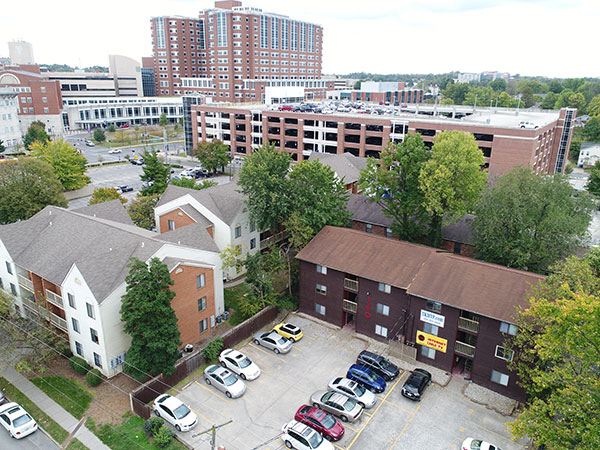 140 Gazette - 2 Bedroom/1 Bath Apartment - Medical View Properties - Bluegrass Rental Properties
