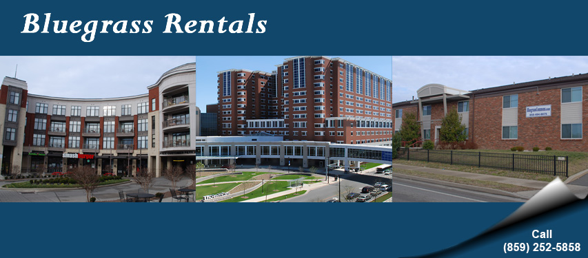 Bluegrass Rental Properties - University of Kentucky Campus Housing and Single Family Homes - For Rent