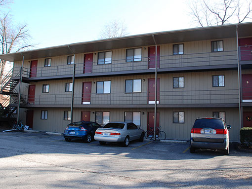 160 Gazette - 2 Bedroom/1 Bath Apartment - Medical View Properties - Bluegrass Rental Properties