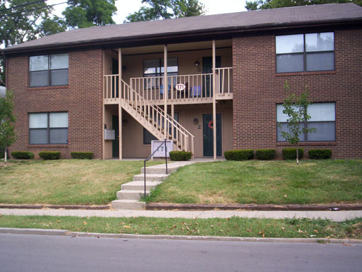 171 Gazette - 2 Bedroom/1 Bath Apartment - Medical View Properties - Bluegrass Rental Properties