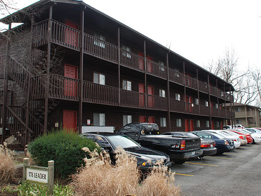 178 Leader - 1 Bedroom/1 Bath Apartment - Medical View Properties - Bluegrass Rental Properties